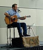 John Williamson at BIG W HQ