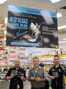 Record Store Day Australia at JB HI-FI Toowoomba