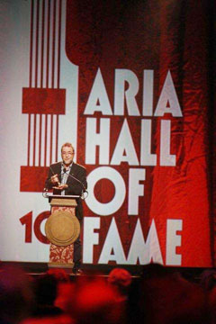 Aria Hall of Fame