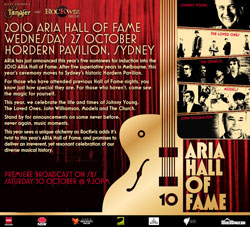 The ARIA Hall of Fame Has A New Star!