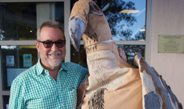 John pledges his support for WA Malleefowl Conservation