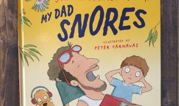 My Dad Snores by John Williamson – Review